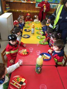 Jardin Infantil Caramelo Fin Semestre